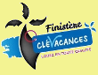 Labelled comfortable holiday cottage Clevacances Finistere