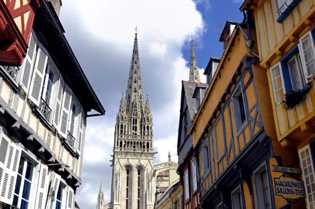 Cathedral Quimper
